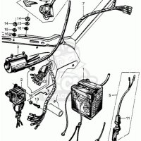 wiring diagram and schematic page 937 of 3784 learn about 1986 Honda FourTrax 350 Wiring Diagram 1974 honda trail 90 wiring diagram