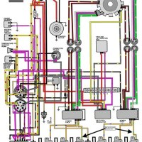 1995 70 Hp Johnson Outboard Wiring Diagram