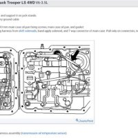 Isuzu Rodeo Transmission Wiring Diagram on 01 mercury cougar transmission, 01 ford ranger transmission, 01 ford escape transmission, 01 mazda tribute transmission, 01 honda accord transmission, 01 honda passport transmission, 01 chevy trailblazer transmission,