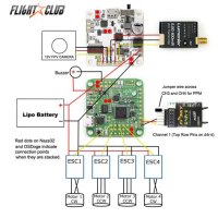 Naze32 Rev6 Pwm Wiring Diagram - Wiring Diagram and Schematic on
