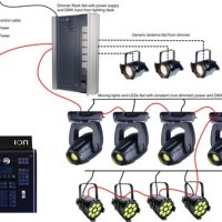 Stage Lighting Wiring Diagram